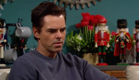Billy confesses a major problem on Young and the Restless