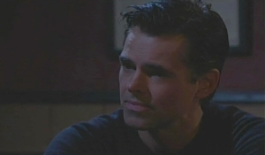 Billy questions Amanda Young and Restless