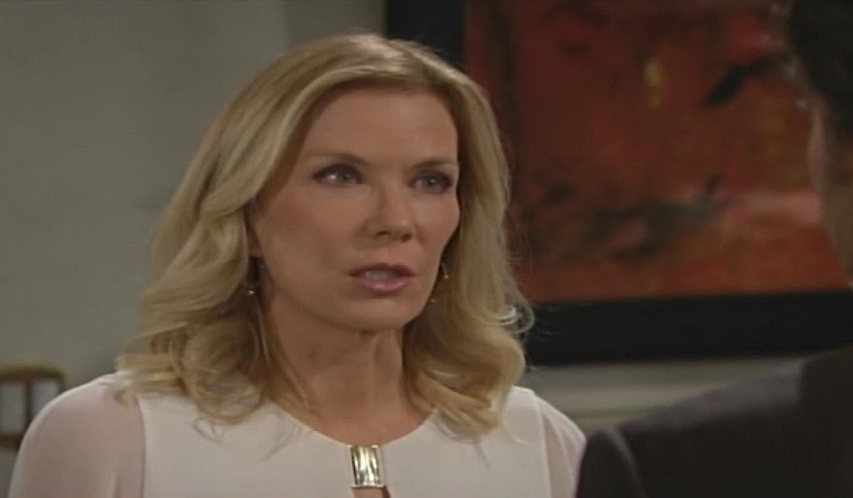 Brooke and Ridge debate Bold and Beautiful