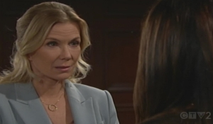 Brooke Steffy discuss Thomas Bold and Beautiful