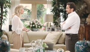 Brooke appeals to Ridge Bold and Beautiful