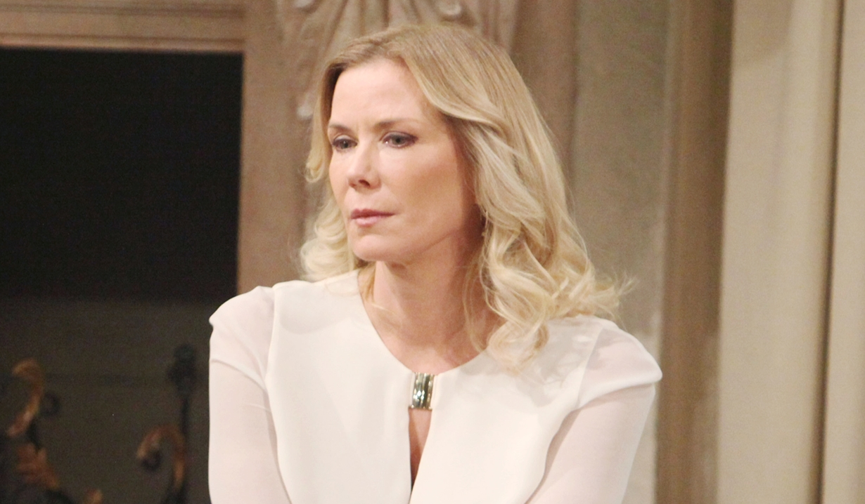 Bold and the Beautiful Spoilers: Brooke Logan Confronts Steffy Forrester