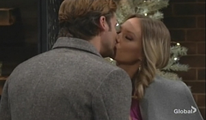 Chance Abby kiss Young and Restless