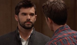 Michael asks Chase about the accident on General Hospital