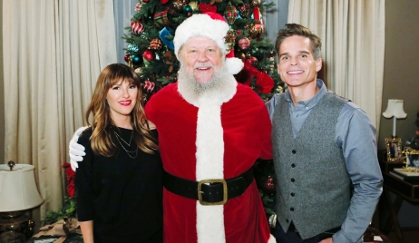 Chloe Santa Kevin Young and Restless