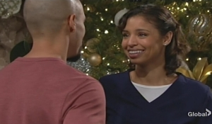 Devon Elena holiday plans Young and Restless