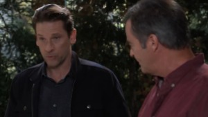 """Drew"" and Ned do one last thing for Drew General Hospital"