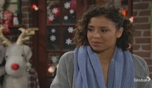 Elena confides in Nate Young and Restless