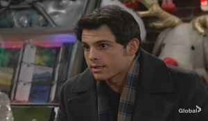 Fen apologizes Young and Restless