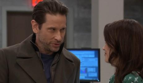 Franco asks Liz about Drew General Hospital