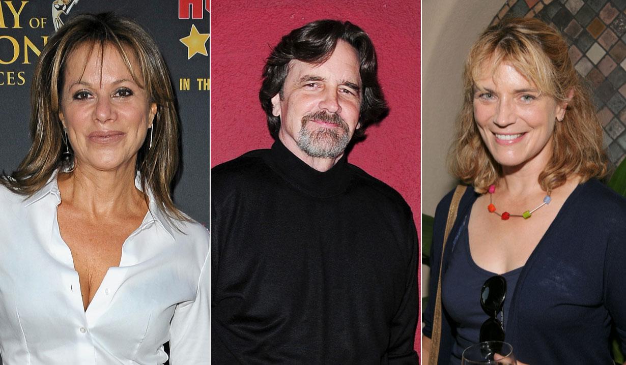 Nancy Lee Grahn, Lane Davies, Harley Jane Kozak on Soap Cruise 2020