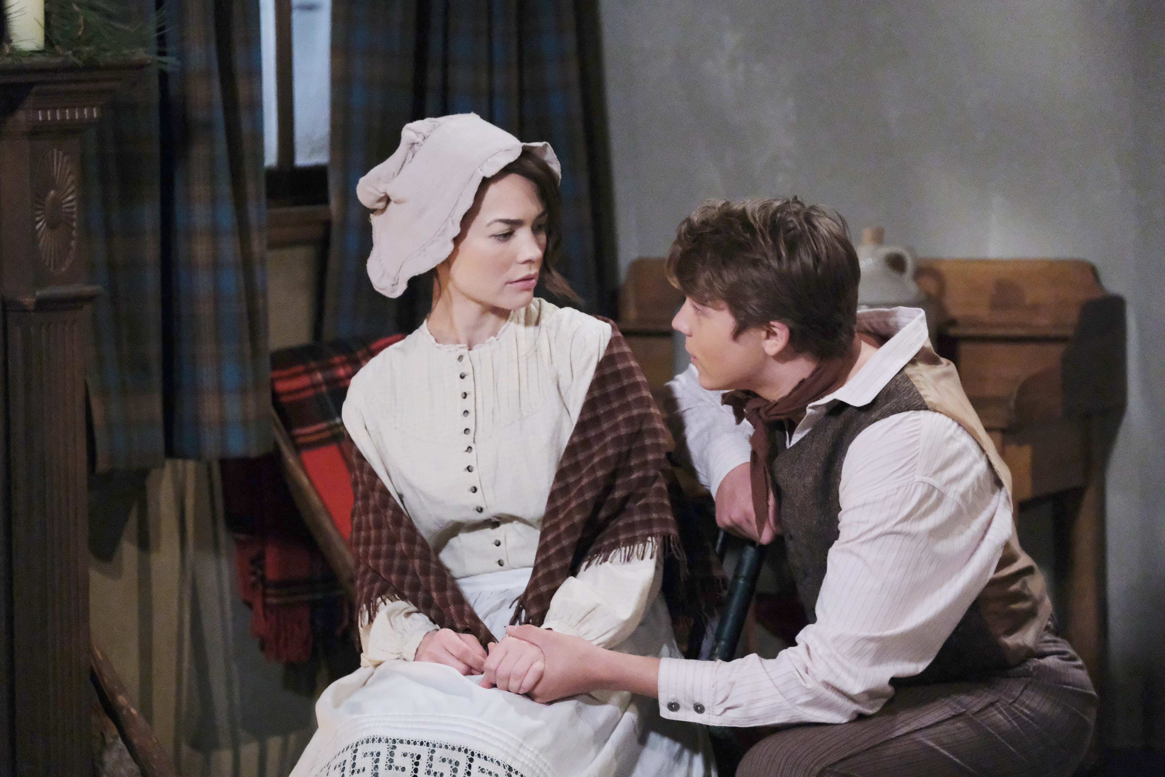 Rebecca Herbst, Will Lipton General Hospital A Christmas Carol episode