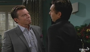 Jack Billy concern Young and Restless
