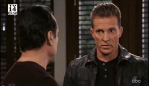 Jason doubts Sonny General Hospital