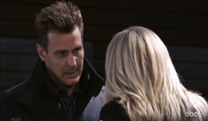 Jax confides in Carly General Hospital
