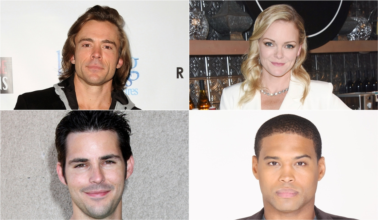 John-Paul Lavoisier, Martha Madison, Jason Cook, Texas Battle new projects Bold and Beautiful, Days of our Lives