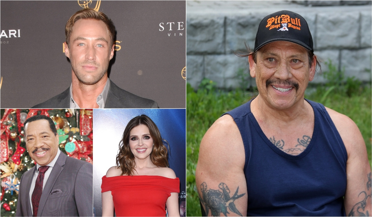 Kyle Lowder, Jen Lilley, Danny Trejo, Obba Babatunde, Bold and Beautiful, Days of our Lives, General Hospital, Young and Restless