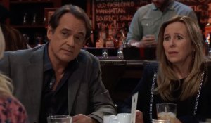 Laura and Kevin talk to Lulu about Valentin on General Hospital