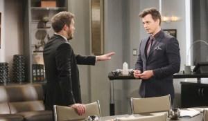 Liam reassures Wyatt regarding his name Bold and Beautiful