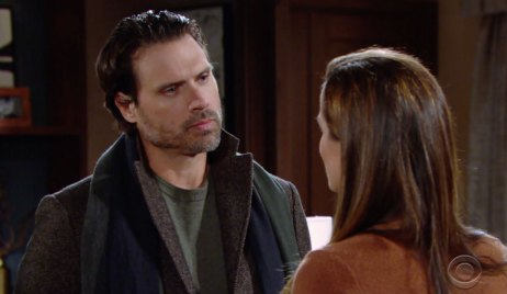 Nick and Chelsea discuss Connor on Young and the Restless