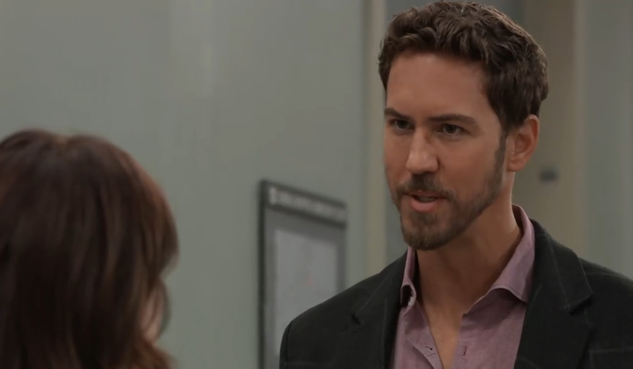 Peter tells Liz what he's guilty of General Hospital