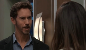 Peter asks Anna if she thinks he's lying General Hospital