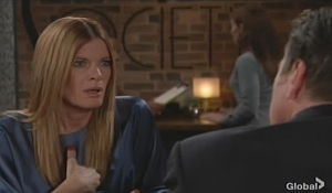 Phyllis Jack outraged Young and Restless
