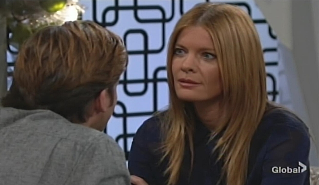 Phyllis Chance clash Young and Restless