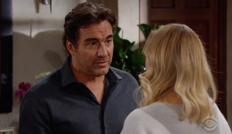 Ridge and Brooke discuss marriage on Bold and the Beautiful
