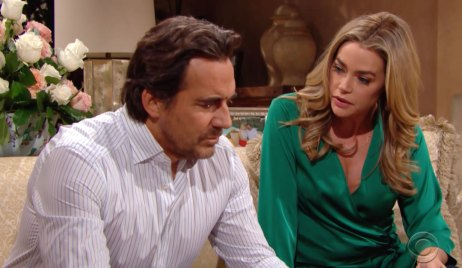 Ridge divorce papers Bold and the Beautiful