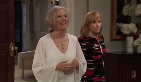Tracy's surprise return to General Hospital