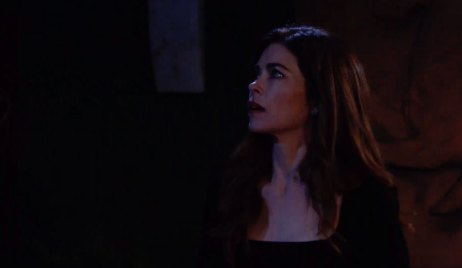Victoria stranded on Young and the Restless