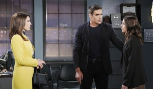 "abigail confronts ""Hope"" days of our lives"