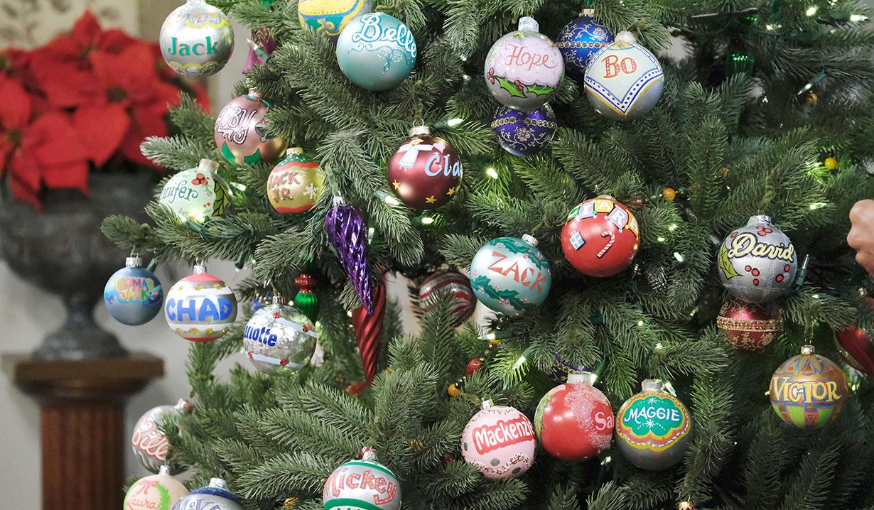 Christmas Horton Balls