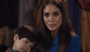 Bella outs Evan as Joaquin's father on Ambitions