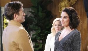 Belle shocked as Philip and Chloe talk on Last Blast Reunion