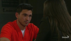 Ben and ciara read confession letter days of our lives