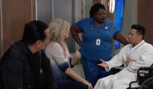 Brad blames himself for accident on General Hospital