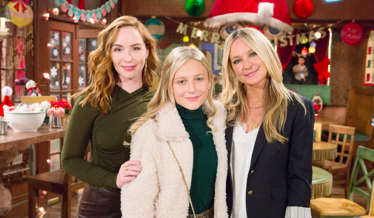 Faith Returns to Genoa City for Christmas on Young and Restless