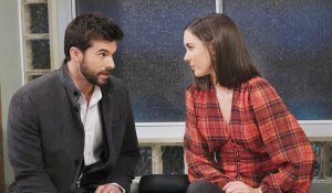 Chase and Willow talk on General Hospital