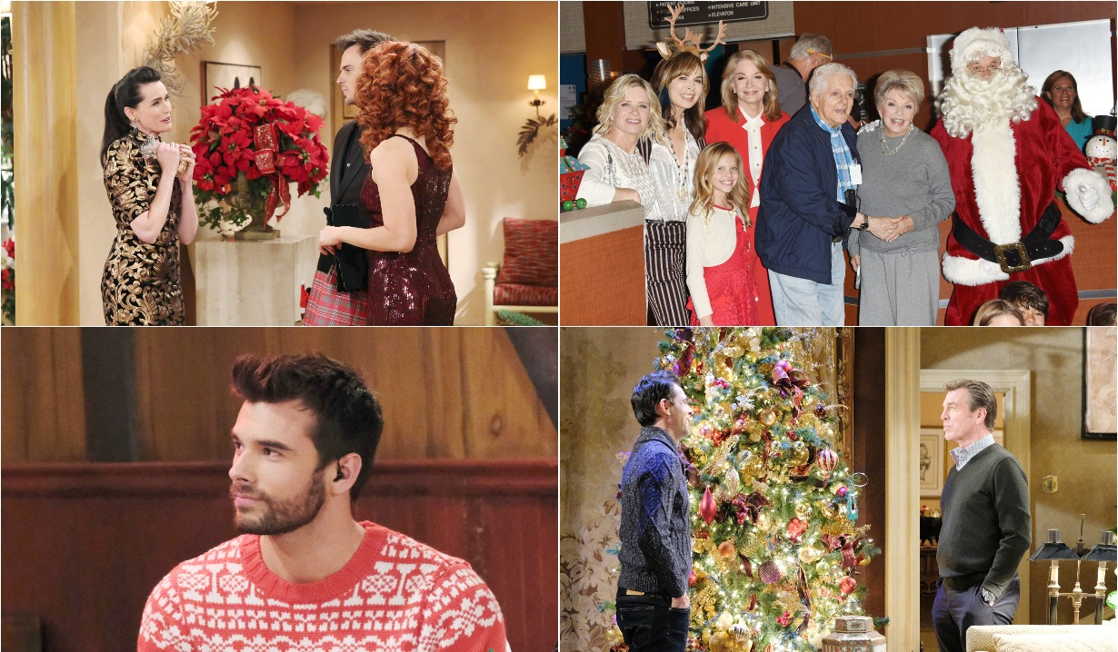 2019 christmas new years preempts bold and beautiful days of our lives general hospital young and restless