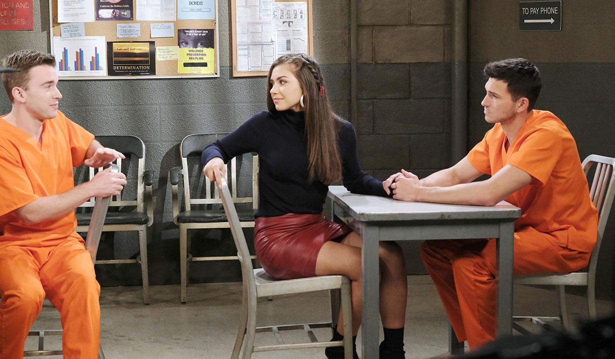 Ciara's prison visit