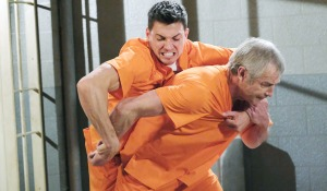 clyde stabs ben days of our lives