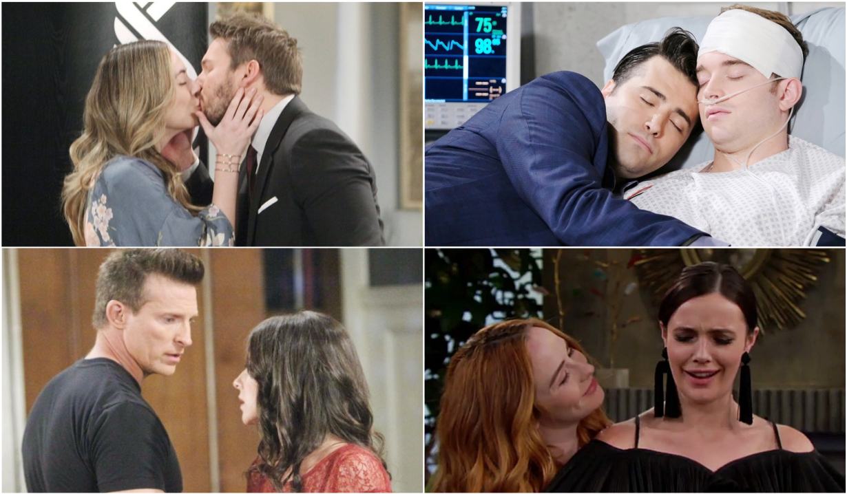 Favorite couples from B&B, Days, GH, and Y&R