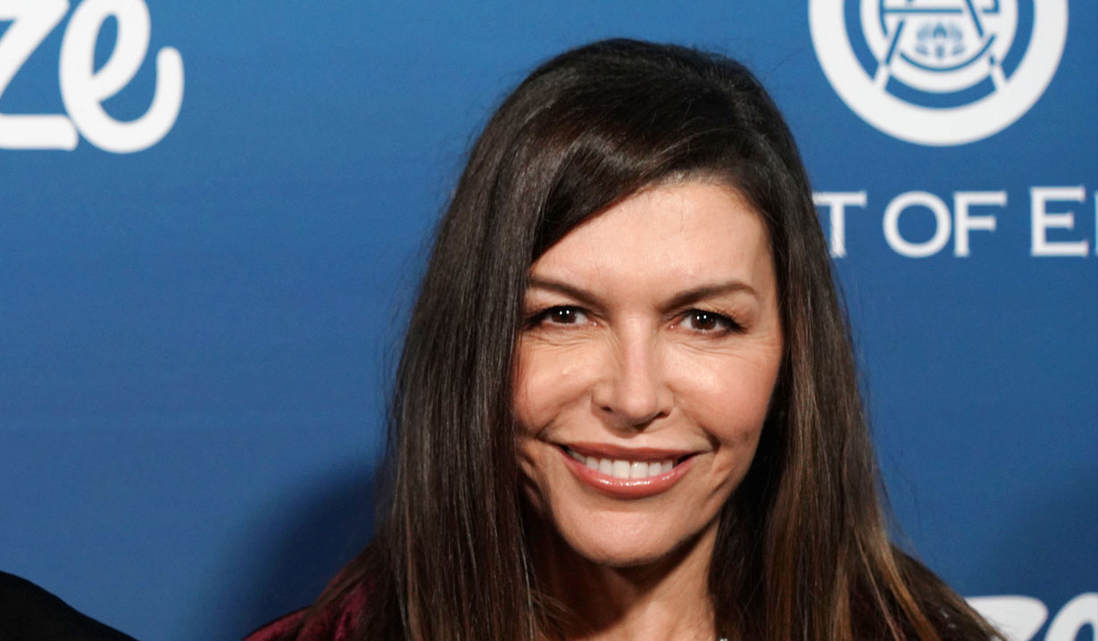Finola Hughes of General Hospital joins DGA