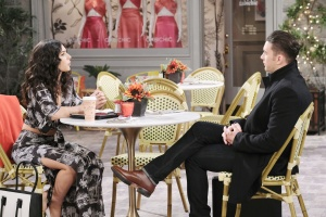 chad and gabi discuss paris days of our lives