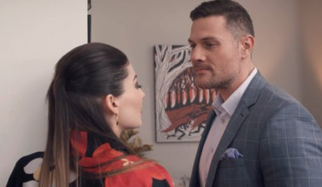 Greg faces off with Natasha on Ambitions