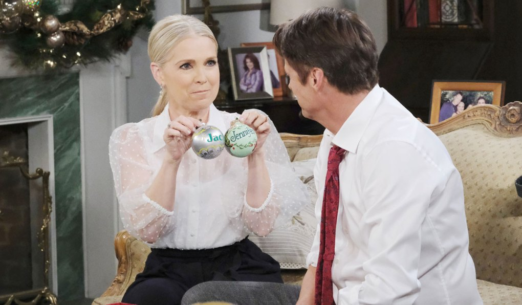 jenn and jack horton ornaments days of our lives