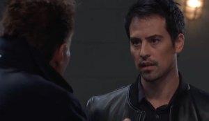 Jax is furious with Nikolas on General Hospital