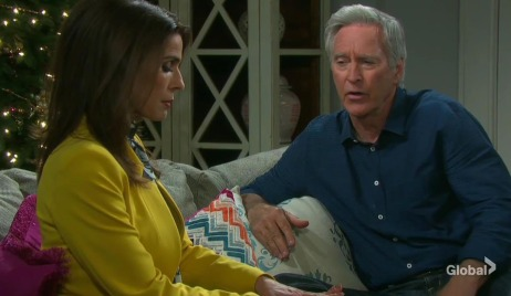 john kicks hope out days of our lives
